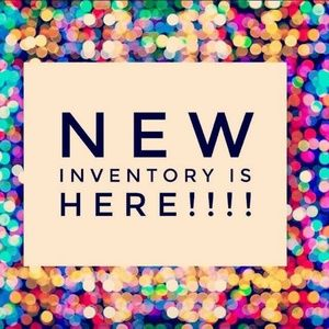 New items just listed
